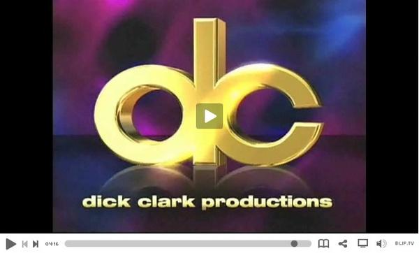 dick clark logo